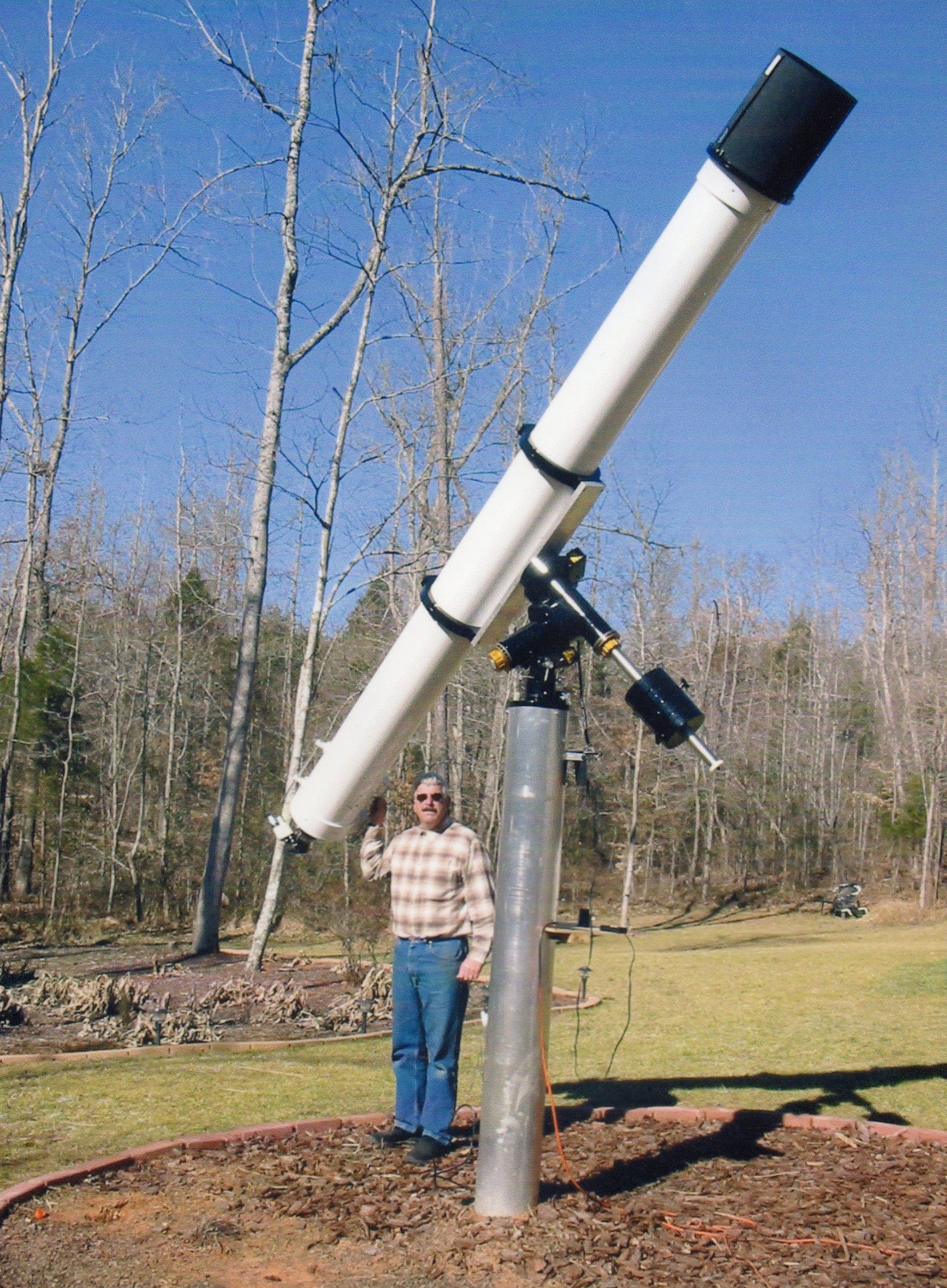 Looking For Telescope For Crisp Views Of Deep Sky Objects